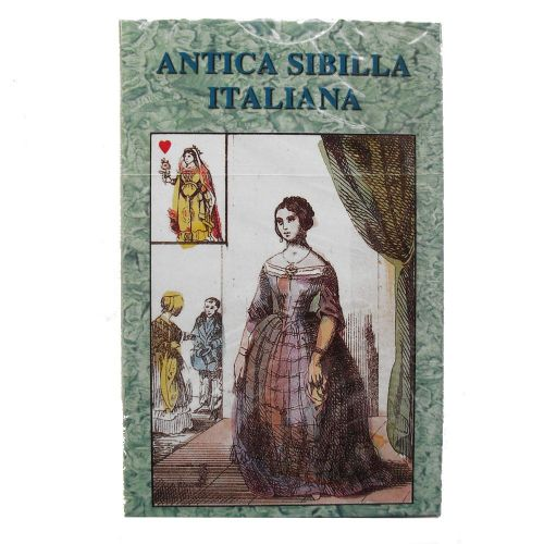 Antica Sibilla Italiana Oracle Cards